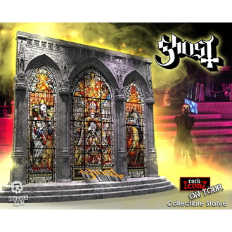 Украшение Ghost - On Tour Series Collectible Statue / Diorama Stage- KNUCKLEBONZ, KNUCKLEBONZ, Ghost