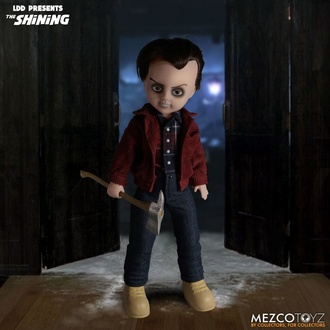 Фигурка (кукла) The Shining - Living Dead Dolls Doll - Jack Torrance, LIVING DEAD DOLLS