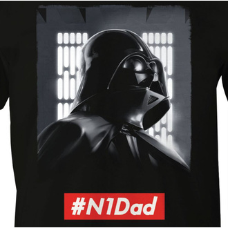 Мужская футболка Star Wars - N1 DAD - LEGEND, LEGEND, Star Wars