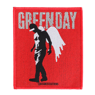 Патч Green Day - Wings - RAZAMATAZ, RAZAMATAZ, Green Day