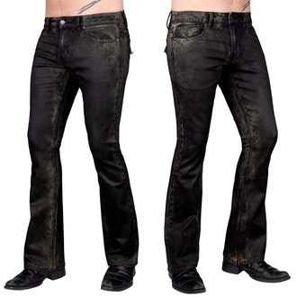 Мужские брюки WORNSTAR - Hellraiser Coated - Raw Umber, WORNSTAR