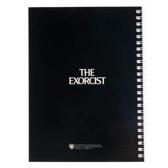 Блокнот The Exorcist - Movie Poster, NNM, Exorcist