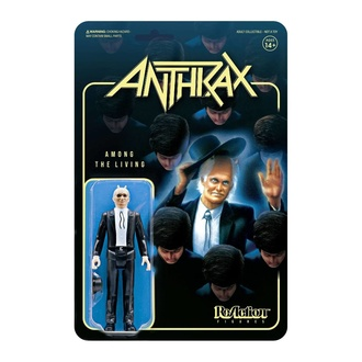 Фигура Anthrax - Among The Living, NNM, Anthrax