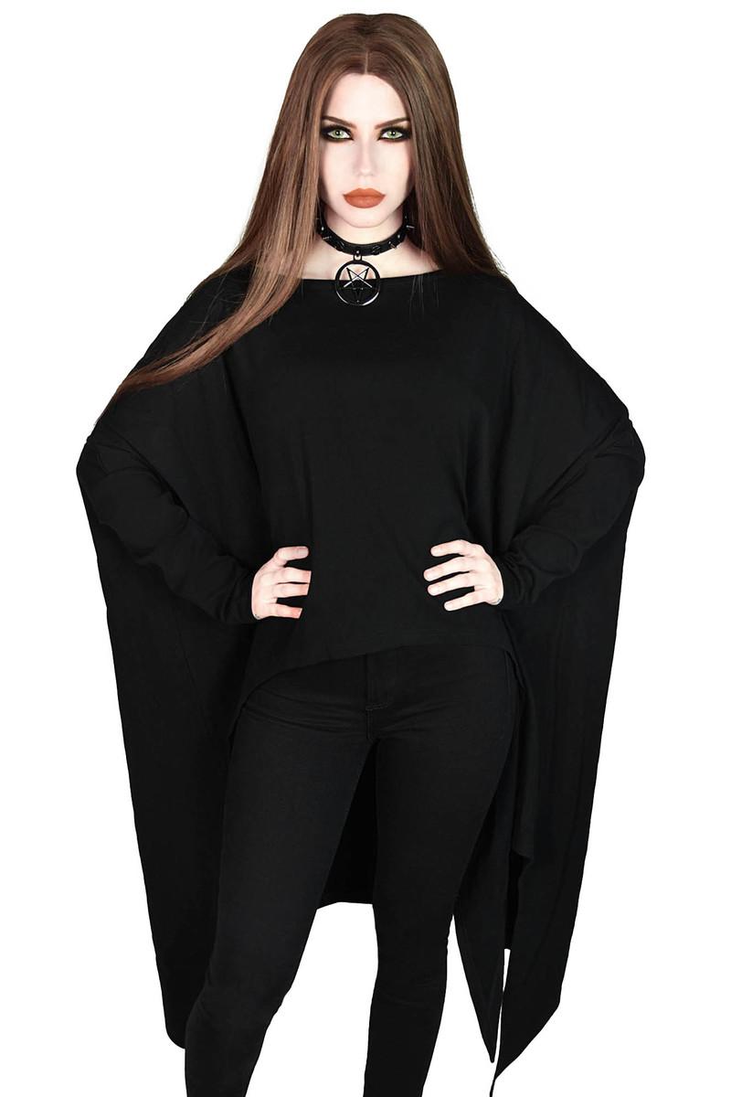 Женская кофта с длинным рукавом (туника) KILLSTAR - Мир ведьм